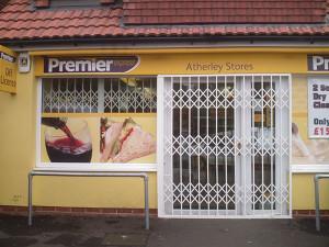Shopfront Grilles