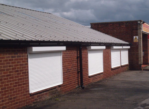Office / Commercial Shutters