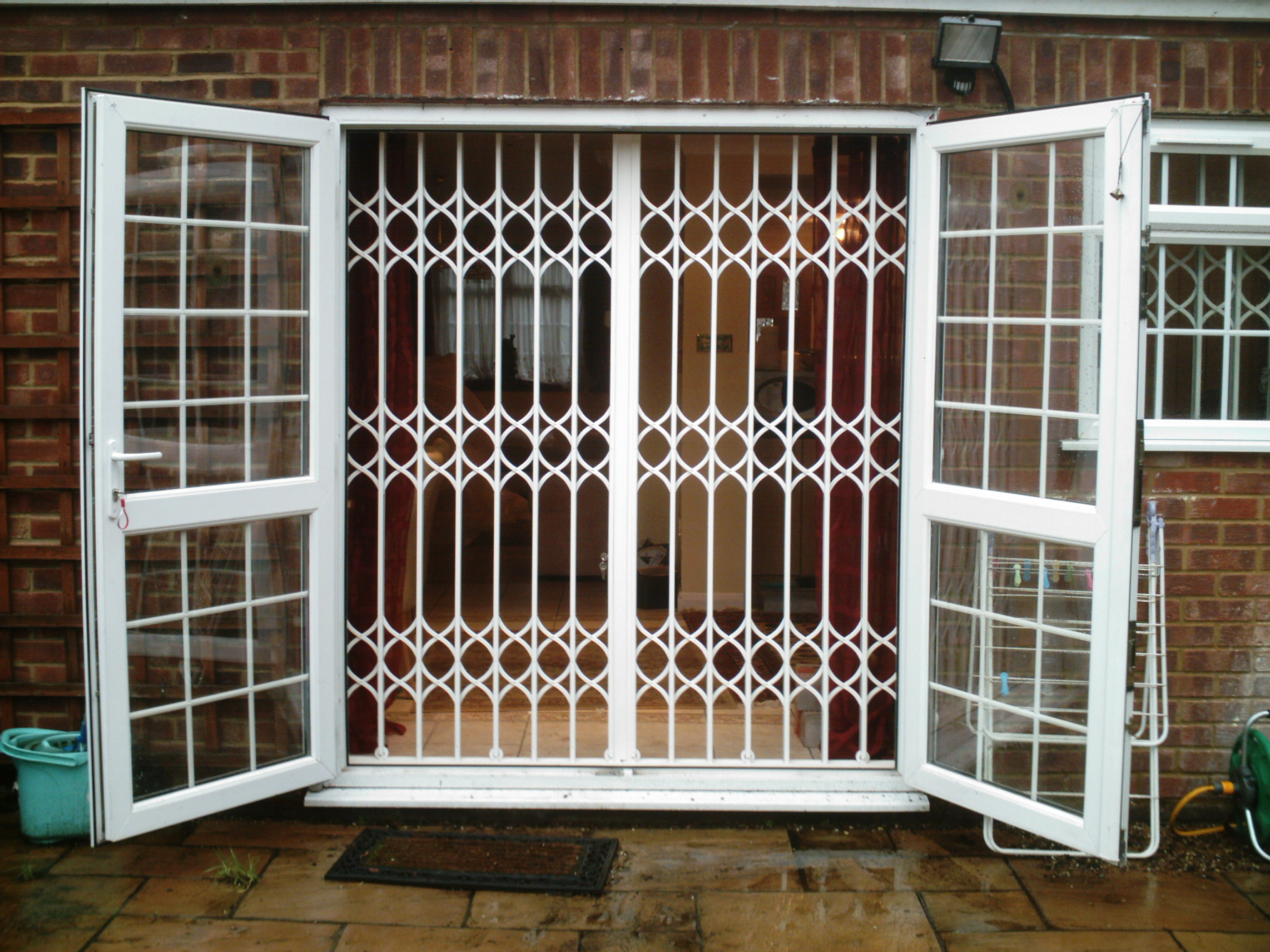 Premium Retractable Grilles